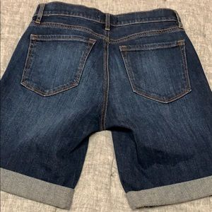 LOFT Shorts - LOFT denim Bermuda shorts size 2
